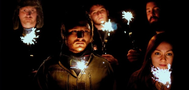 Indie Band The Pinkerton Raid Head to tSGHR