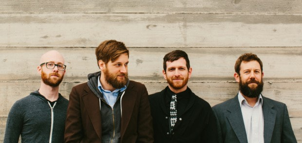 Quiet Company are Powerful Indie Rock
