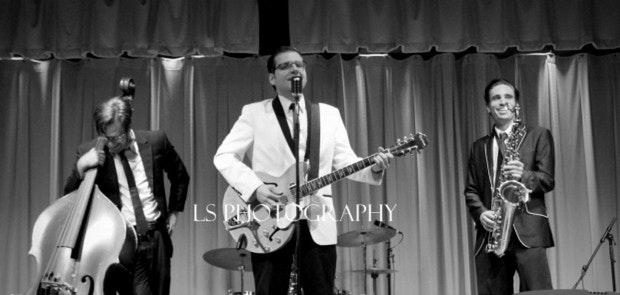 Keith Jones & The Makeshifts Album Release tSGHR 5/29