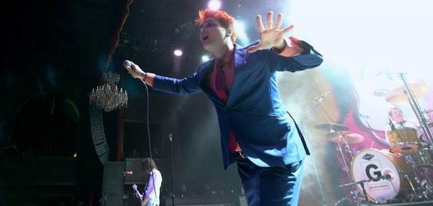 Gerard Way and my Ringing Ears