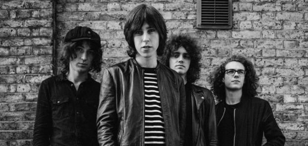 Catfish and the Bottlemen Bring U.K. Rock to Bunbury