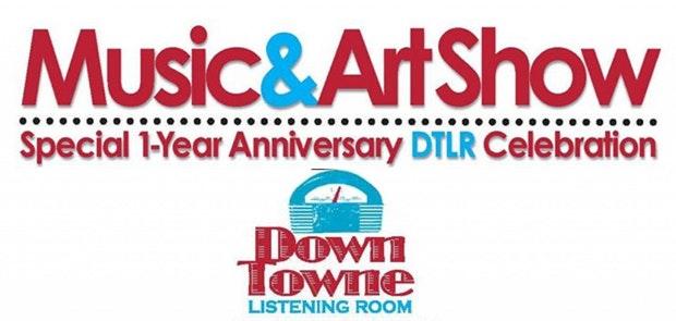 DownTowne Listening Room Celebrates 1-Year Anniversary