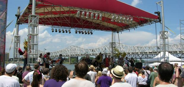 Forecastle Fest Releases Daily Schedule