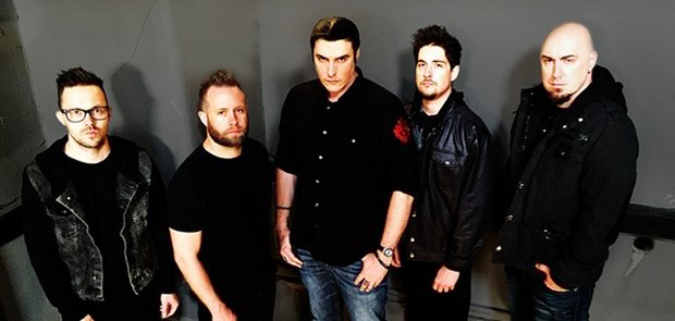 Breaking Benjamin Playing Acoustic at Madison Theater