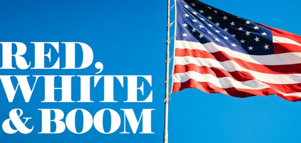 Red, White & BOOM: July 4th at Riverbend