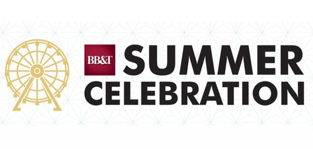 BB&T Summer Celebration Entertainment Lineup