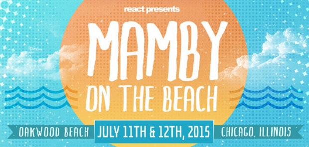Beach Dance Party in Chicago. You're Invited.