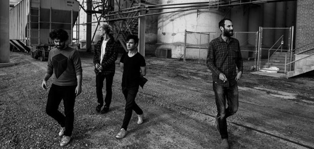 Viet Cong at The Woodward Theater with METZ