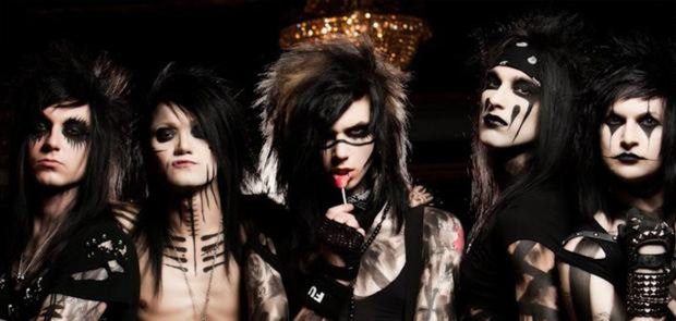 Black Veil Brides, of which fo