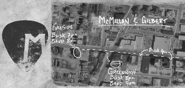 Music Off McMillan