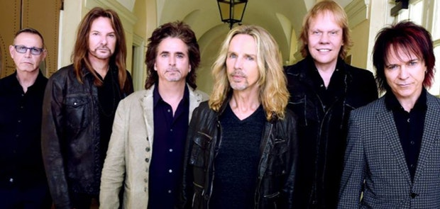 Interview: STYX at Riverbend TONIGHT
