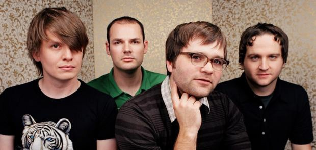 Death Cab for Cutie and Twin Shadow at PNC Pavilion