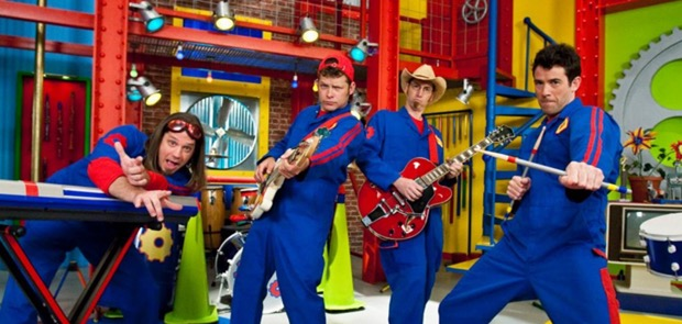 Disney's Imagination Movers at tSGHR on Saturday Afternoon