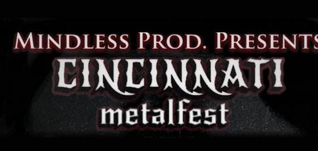 Cincinnati MetalFest at Backstage Café