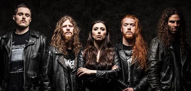 Backstage Café Thrash Metal Show
