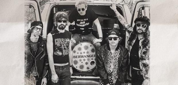 Josh Berwanger Band Headed to The Drinkery