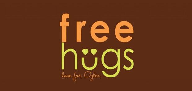 Free Hugs - A Benefit for Oyler School