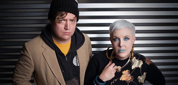 Cincinnati x Milwaukee in a Midwest Weird Rap Tag Team