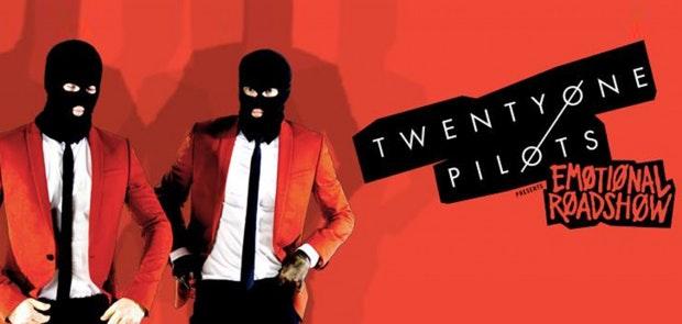 Twenty One Pilots Announces Arena Show in Cincy