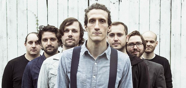 The Revivalists at Madison Theater Tonight