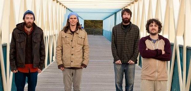 Boston-based Jam Band The Jauntee Stopping at Madison Live
