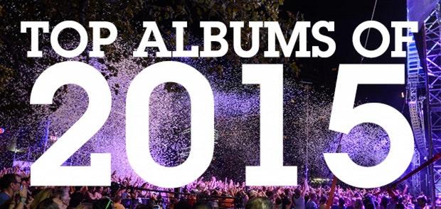 CincyMusic.com Top Albums of 2015