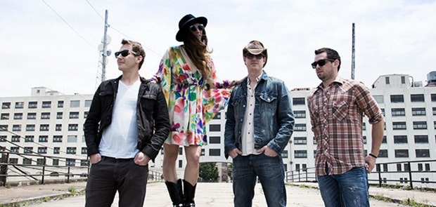 Angela Perley & The Howlin' Moons w/Wonky Tonk at MOTR