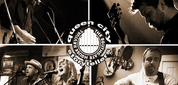 Queen City Storytellers and MusicLi at SGHR Sunday