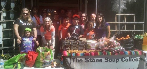 Leaping Lizard to Host 2 Fundraisers for Stone Soup Collective