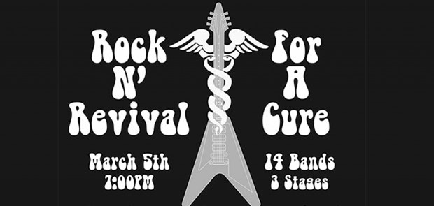 Rock N' Revival for a Cure at The Southgate House Revival