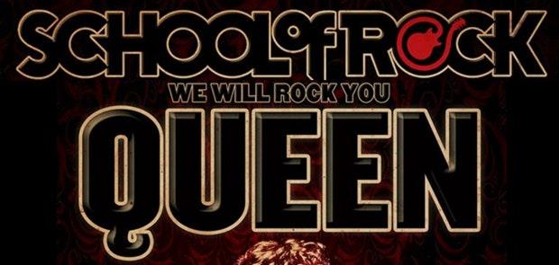 School of Rock Mason to Present a Queen Tribute Concert
