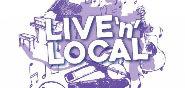 Live 'n' Local at Esquire Theatre