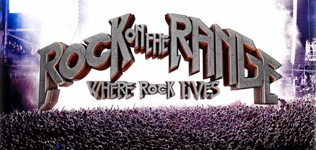 10 Years Of Rock On The Range