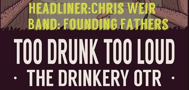 Laugh it Up Then Rock Out at The Drinkery