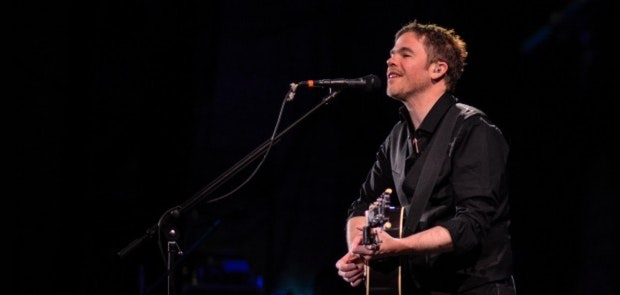 Interview: Josh Ritter's Rollicking Sermon Hits the Taft