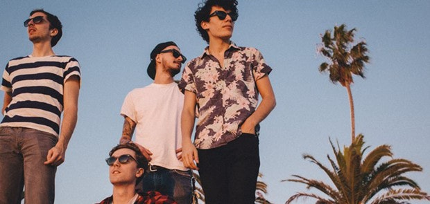 Mainland Bring Good Vibes to The Woodward