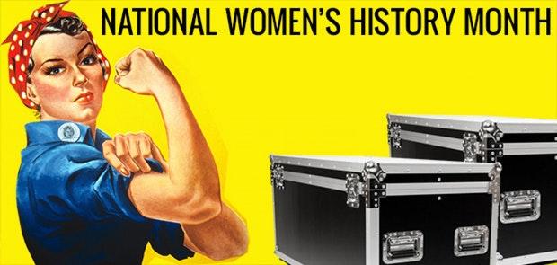 Women Behind the Music in Cincinnati
