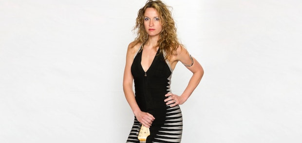 Ana Popovic is the Real Deal