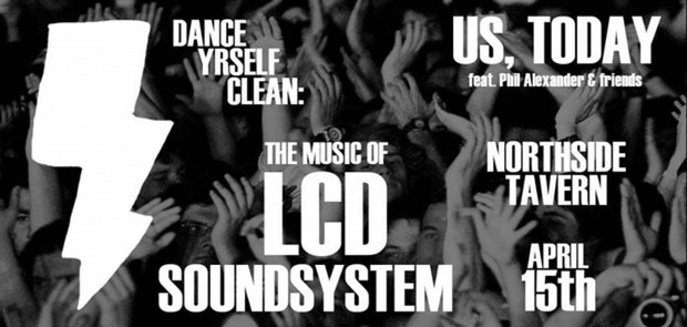 LCD Soundsystem, Performed by Us, Today & Friends