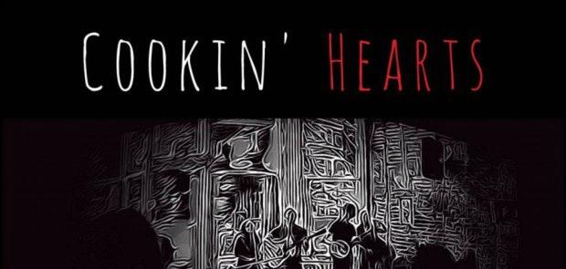 Cookin' Hearts Release Debut CD