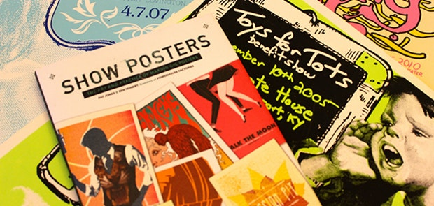 From the Wall to the Coffee Table: Show Posters