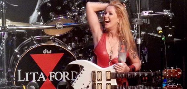 Lita Ford: An 80s Rock Queen with 21st Century Wisdom