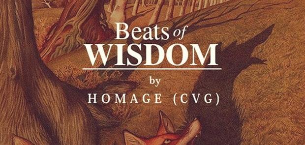 Homage (CVG) Releases Beats of Wisdom