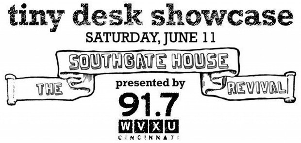 Tiny Desk Showcase at The Southgate House Revival