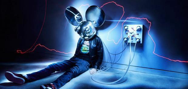 Bunbury Upgrades Cincy EDM with Deadmau5