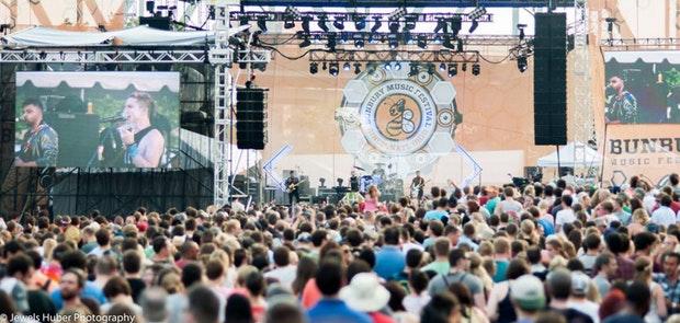The 5th annual Bunbury Music Festival is in one week!