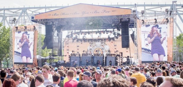 Festival Report: Bunbury is All Grown Up
