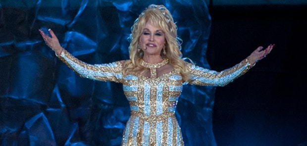 Dolly Parton Keeps It Pure & Simple at Jack's