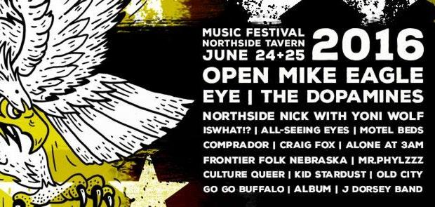 Ninth Annual Northside Music Festival