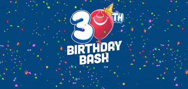 Airheads' 30th Birthday Bash